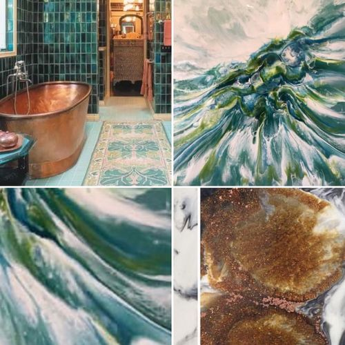 5 Moodboard by Glow World Design